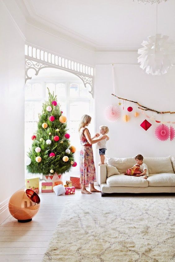 Ideas árboles de Navidad 6
