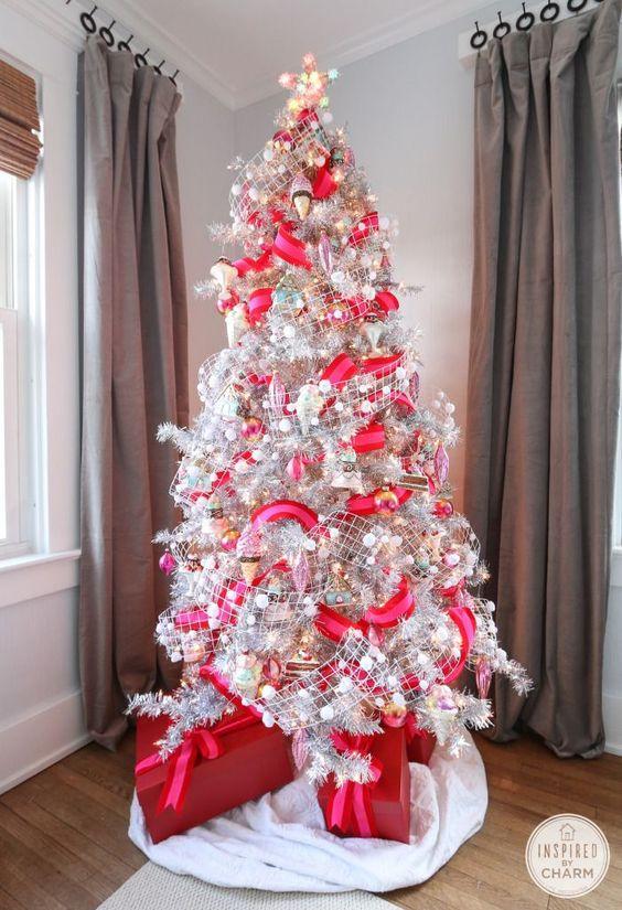 Ideas árboles de Navidad 9