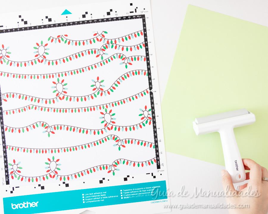 Calendario de Adviento con cajitas arbolito DIY 4