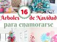 imagen 16 árboles de Navidad para enamorarse