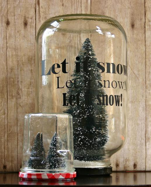 Ideas para hacer con mini arbolitos de Navidad 17