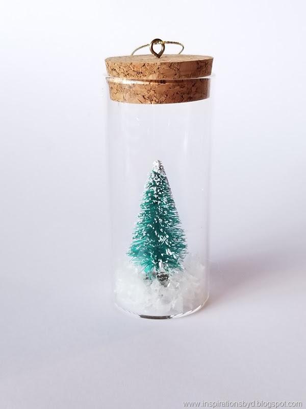Ideas para hacer con mini arbolitos de Navidad 10