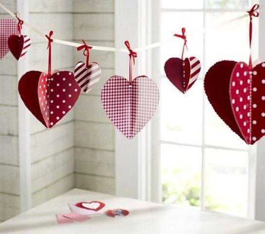 Ideas de guirnaldas para el día de los Enamorados 11