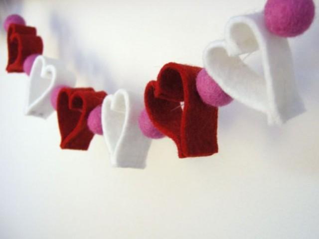 Ideas de guirnaldas para el día de los Enamorados 13