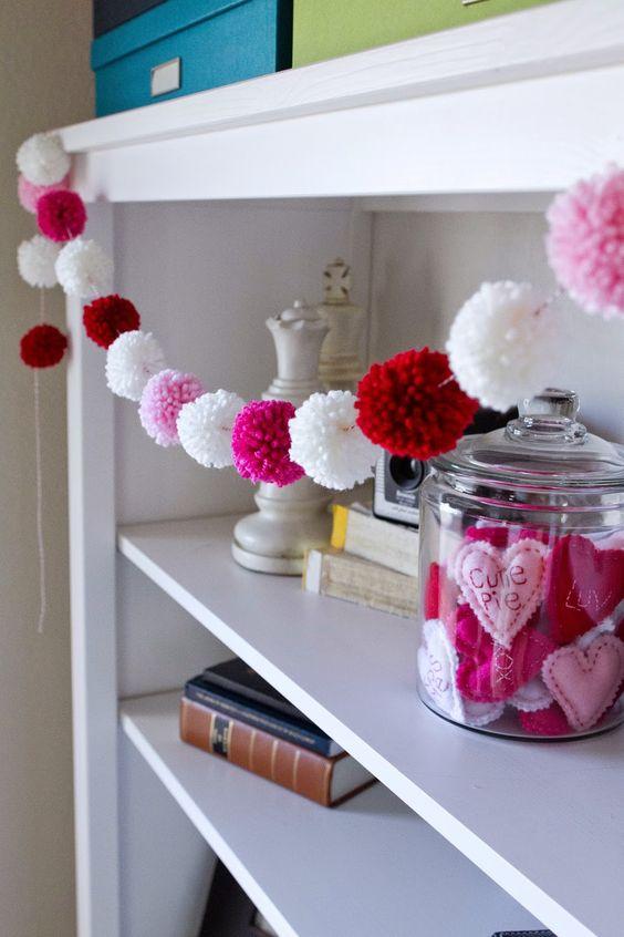 Ideas de guirnaldas para el día de los Enamorados 15