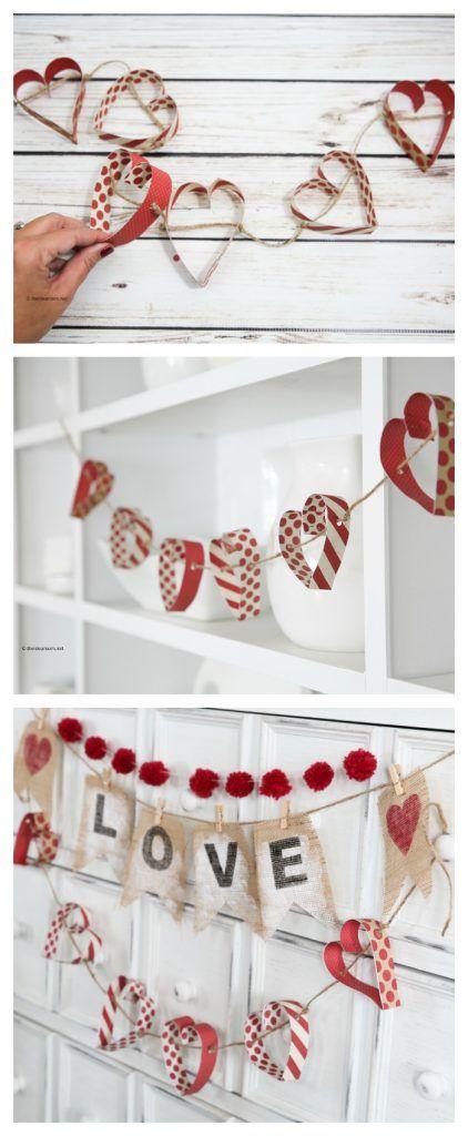 Ideas de guirnaldas para el día de los Enamorados 19
