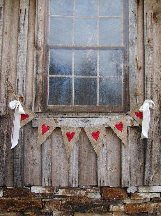 Ideas de guirnaldas para el día de los Enamorados 2