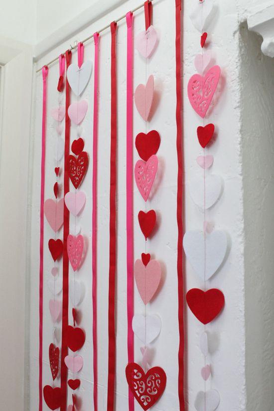 Ideas de guirnaldas para el día de los Enamorados 20