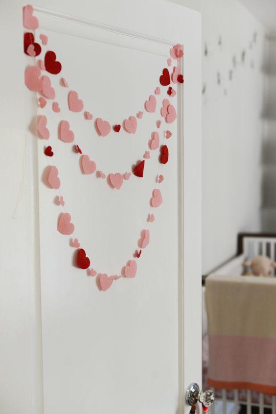 Ideas de guirnaldas para el día de los Enamorados 21