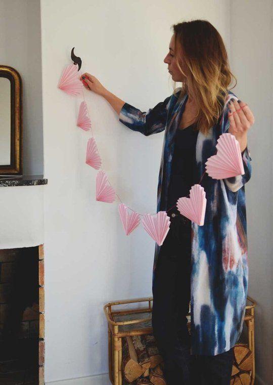 Ideas de guirnaldas para el día de los Enamorados 5