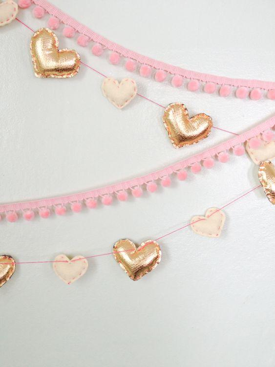 Ideas de guirnaldas para el día de los Enamorados 9