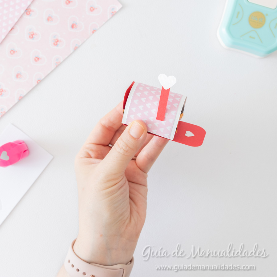 Sorpresa dulce mini mail box love 7