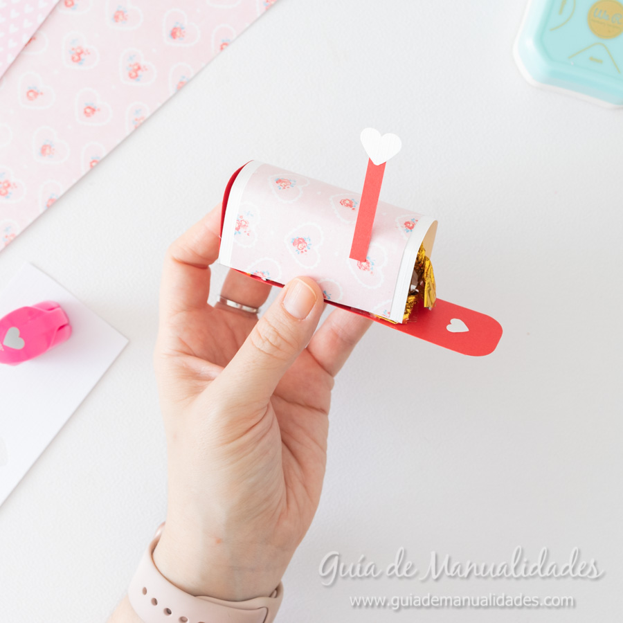 Sorpresa dulce mini mail box love 8