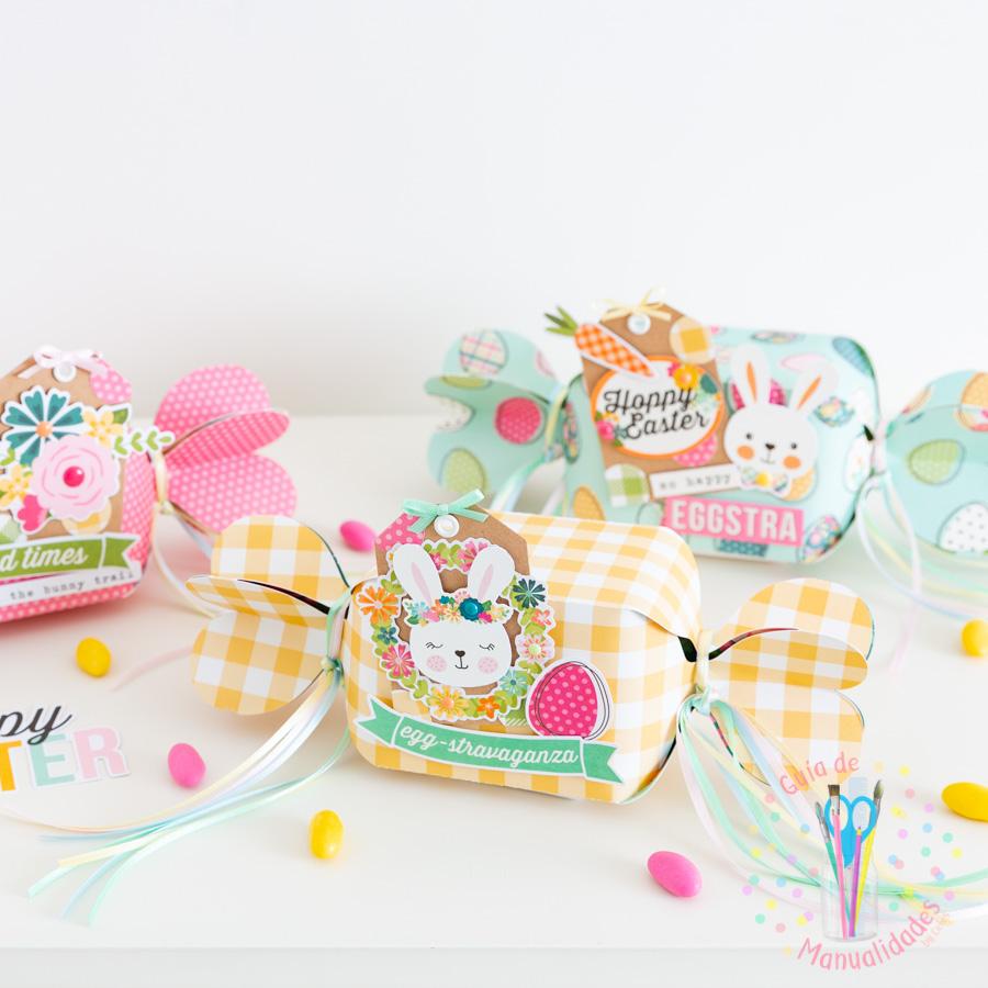 Cajitas caramelo Pascua 1