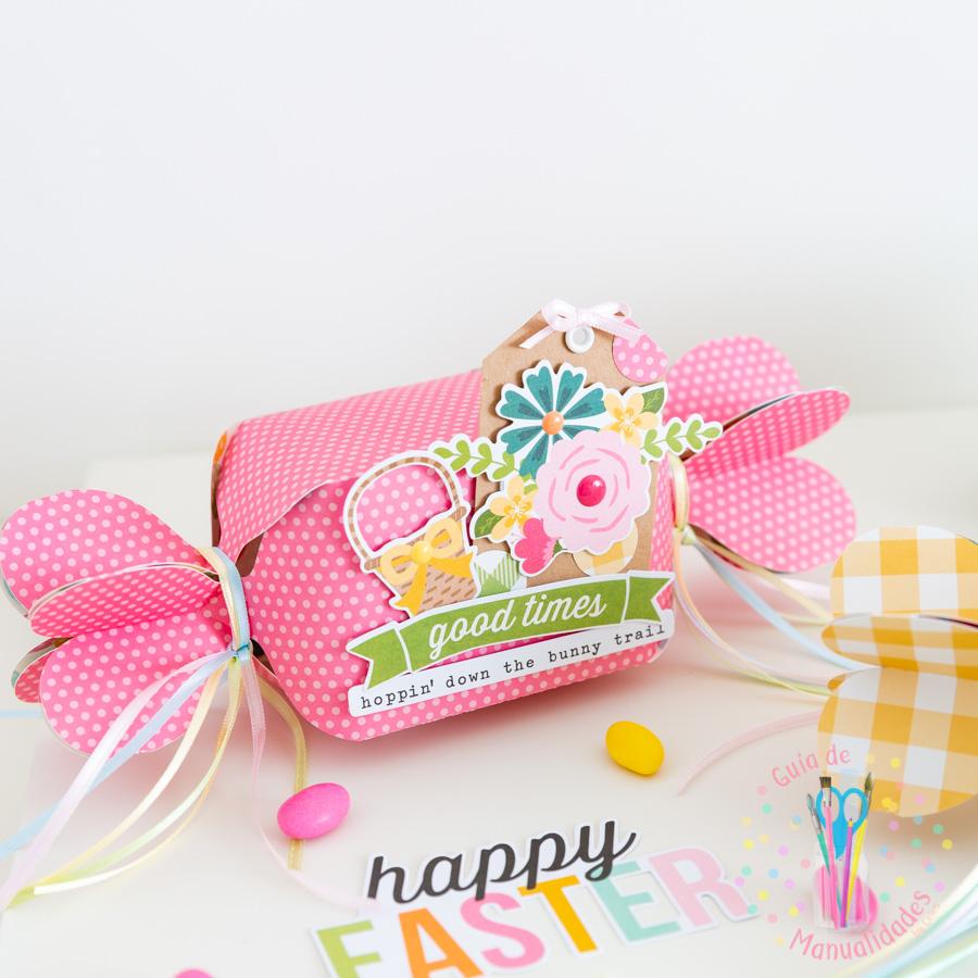 Cajitas caramelo Pascua 5