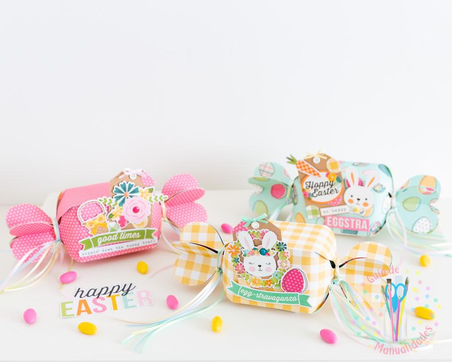 Cajitas caramelo Pascua 8