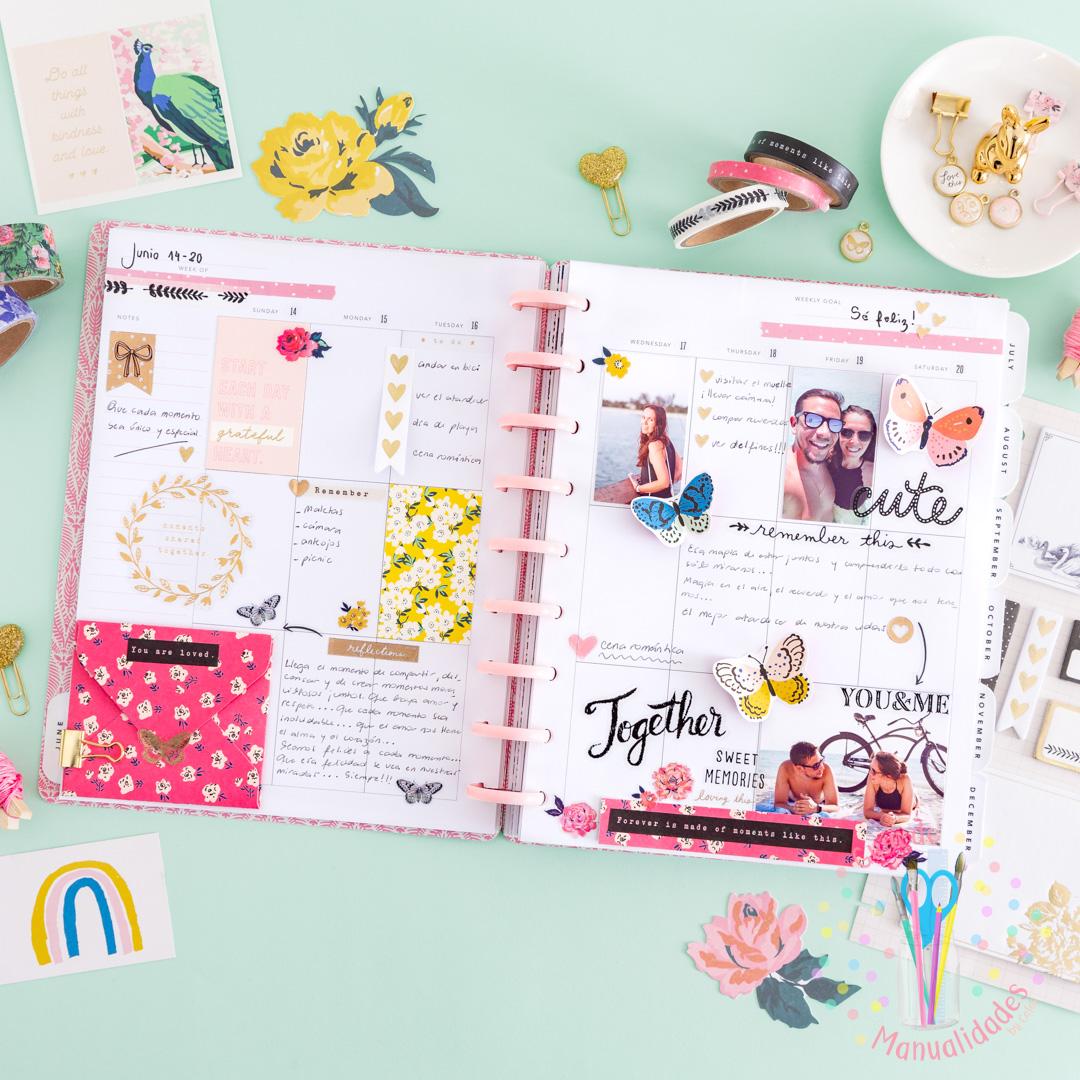 Planner Spread - Ideas bonitas para tu planner 1