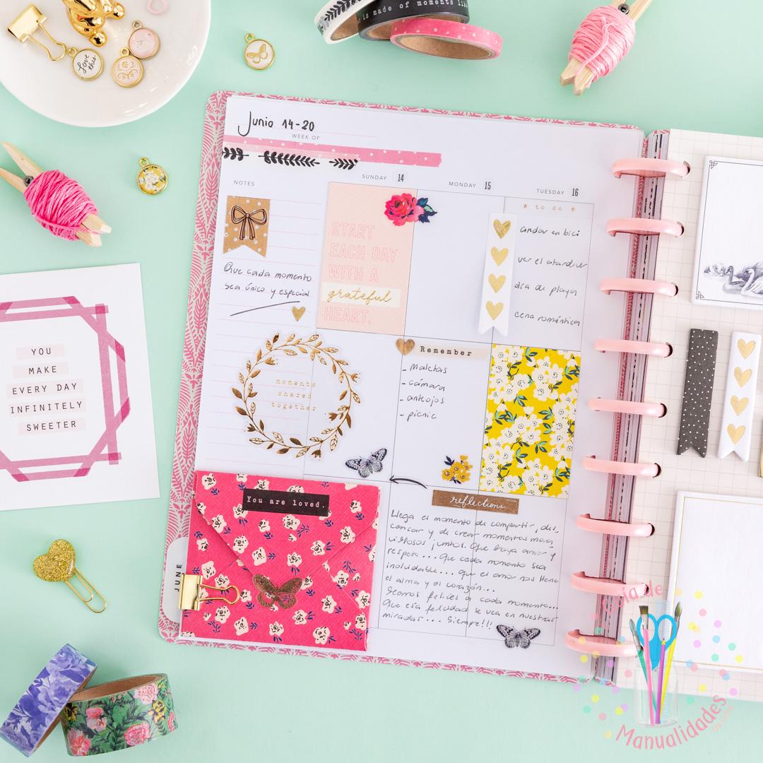 Planner Spread - Ideas bonitas para tu planner 2