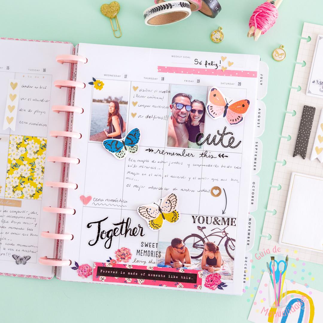 Planner Spread - Ideas bonitas para tu planner 4