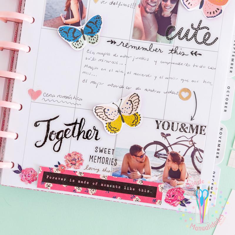 Planner Spread - Ideas bonitas para tu planner 5