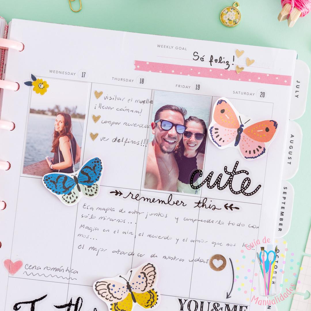 Planner Spread - Ideas bonitas para tu planner 6
