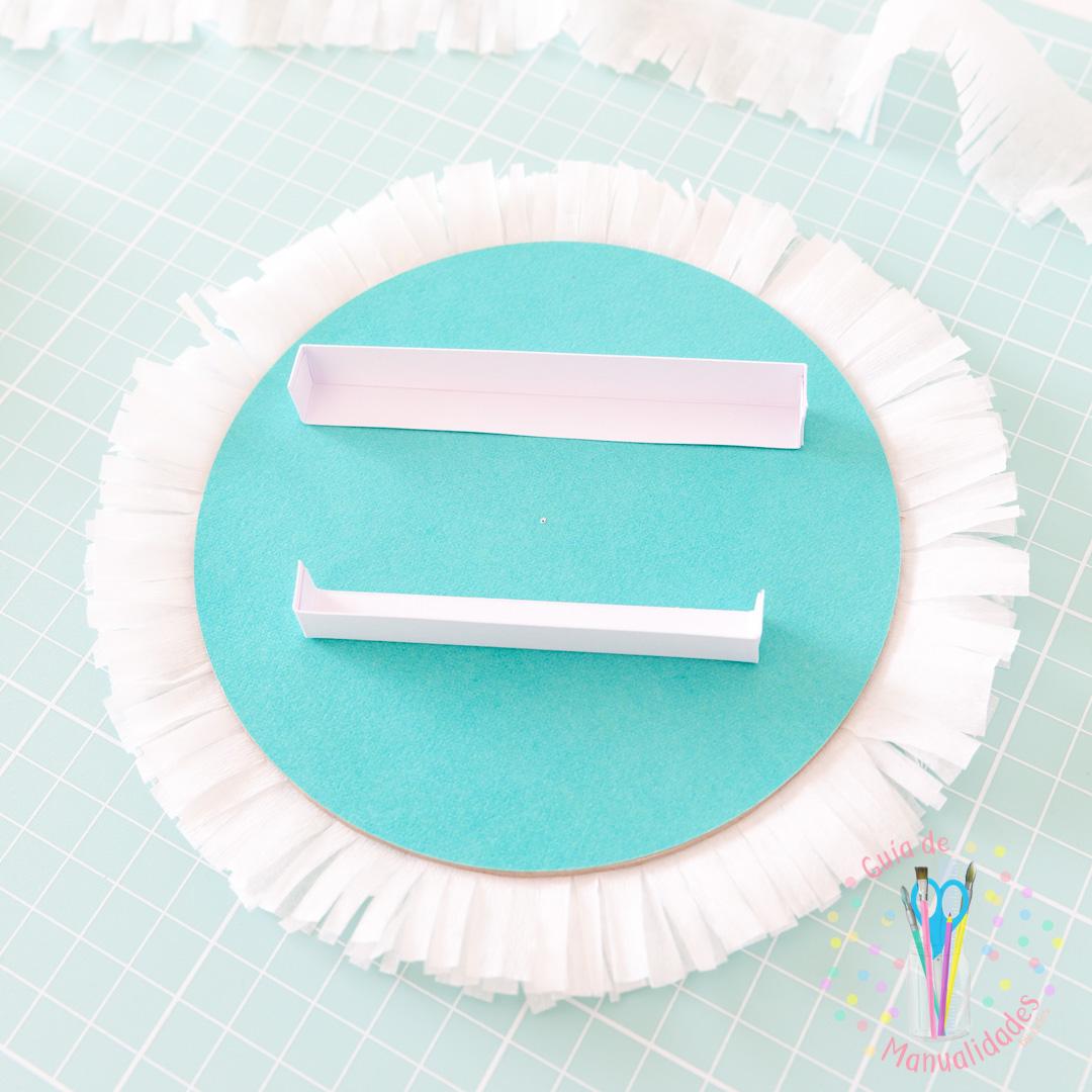 Torta Pastel de Cajitas de sorpresas dulces y topper DIY 7