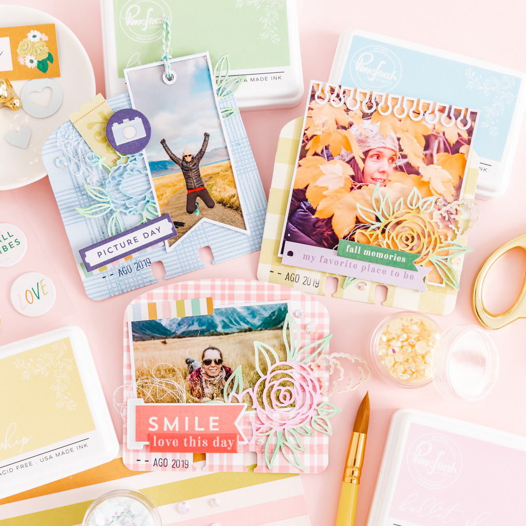 PinkFresh Studio The Best Day Collection Release Blog Hop 3